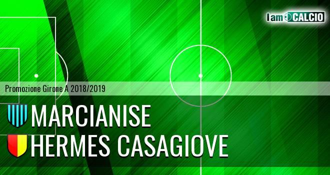 Marcianise - Hermes Casagiove