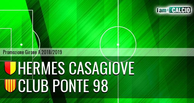 Hermes Casagiove - Ponte '98