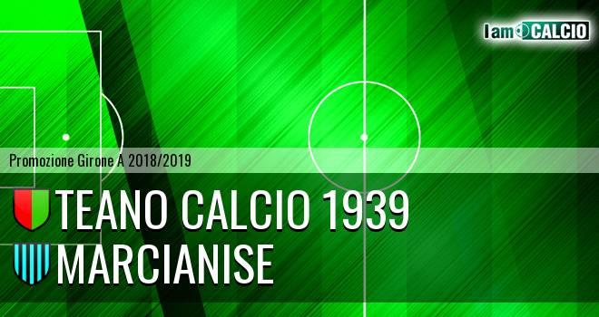 Teano Calcio 1939 - Marcianise