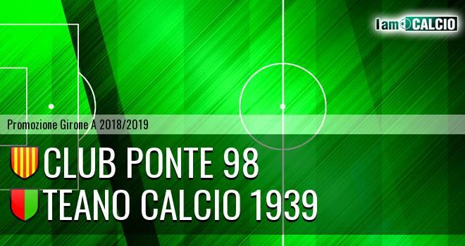 Club Ponte 98 - Teano Calcio 1939