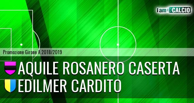 Aquile Rosanero Caserta - Edilmer Cardito