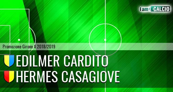 Edilmer Cardito - Hermes Casagiove