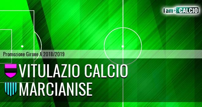 Vitulazio Calcio - Marcianise