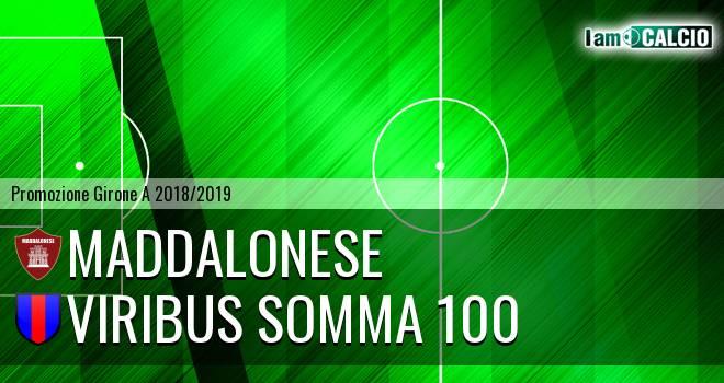 Maddalonese - Viribus Somma 100