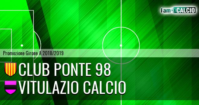 Ponte '98 - Vitulazio Calcio