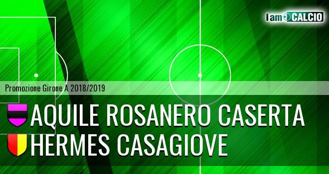 Aquile Rosanero Caserta - Hermes Casagiove