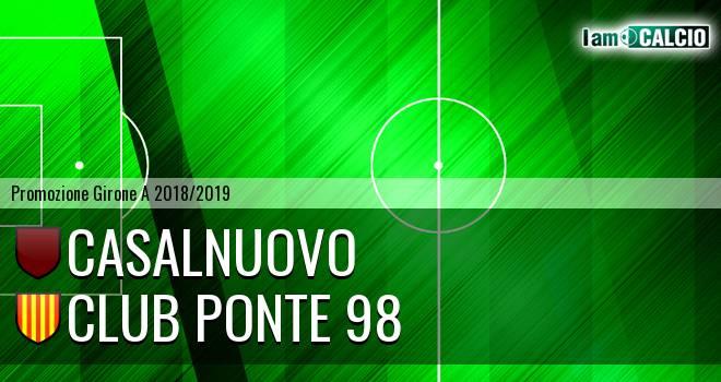 Casalnuovo - Club Ponte 98