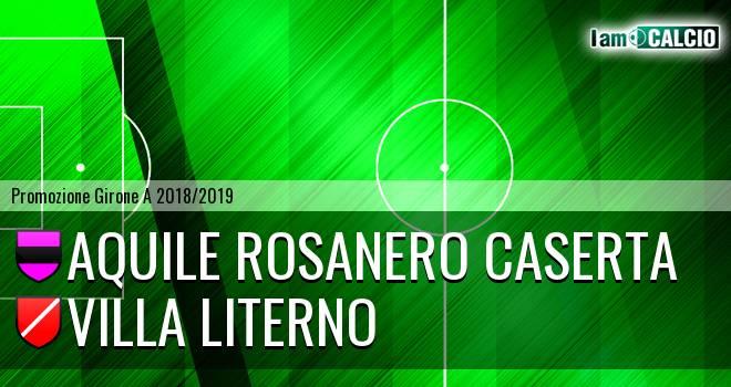 Aquile Rosanero Caserta - Villa Literno