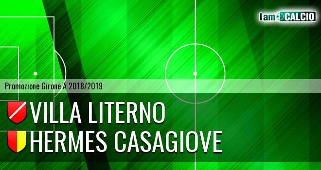 Villa Literno - Hermes Casagiove
