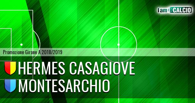 Hermes Casagiove - Montesarchio