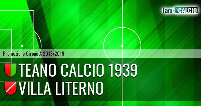 Teano Calcio 1939 - Villa Literno