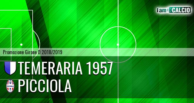 Temeraria 1957 - FC Sarnese