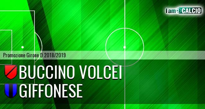 Buccino Volcei - Giffonese