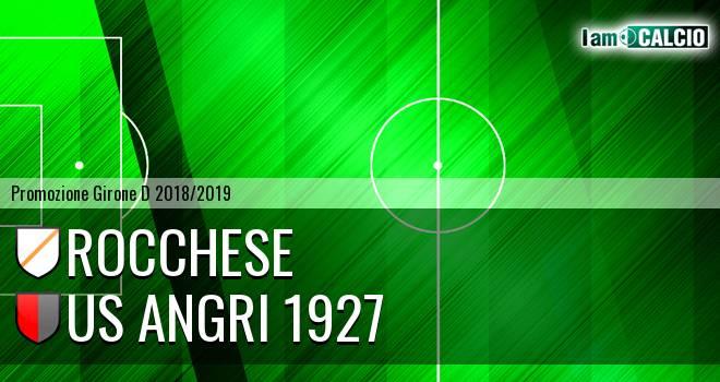 Us Angri 1927 - Rocchese