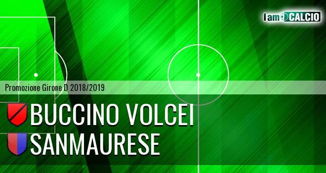 Buccino Volcei - Virtus Cilento