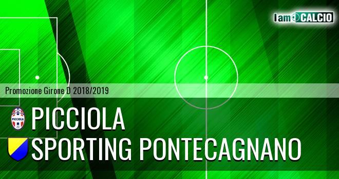 Picciola - Sporting Pontecagnano