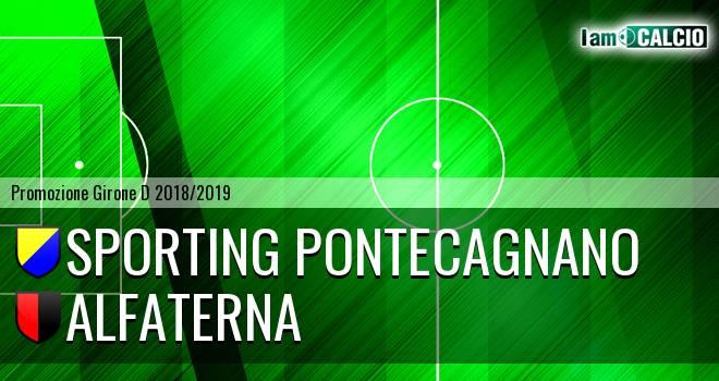 Sporting Pontecagnano - Alfaterna