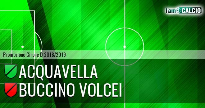 Acquavella - Buccino Volcei