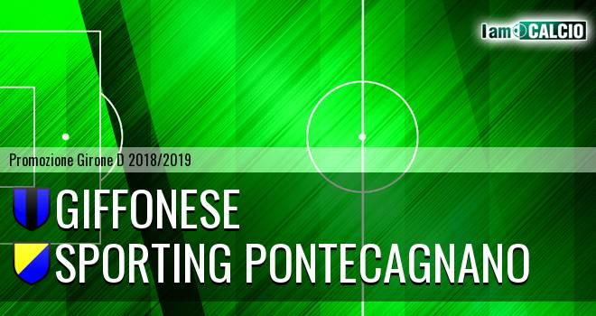 Giffonese - Sporting Pontecagnano