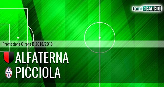 Alfaterna - FC Sarnese