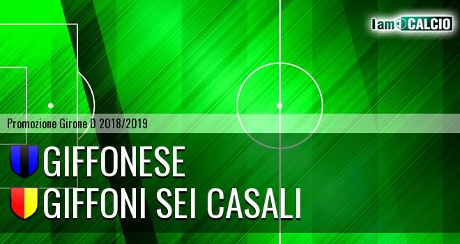 Giffonese - Giffoni Sei Casali