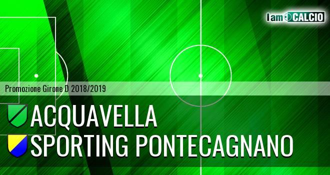 Acquavella - Sporting Pontecagnano