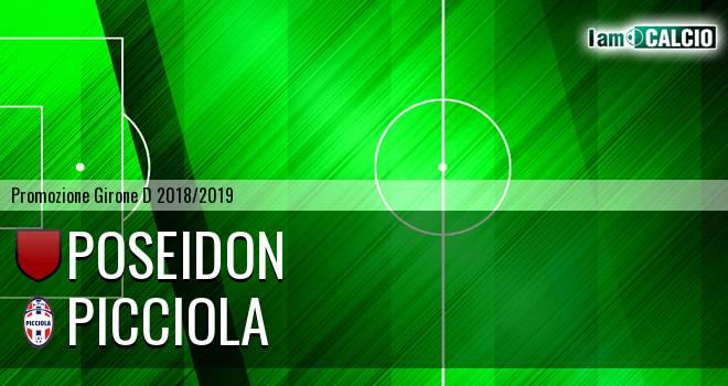 Poseidon Licinella - FC Sarnese