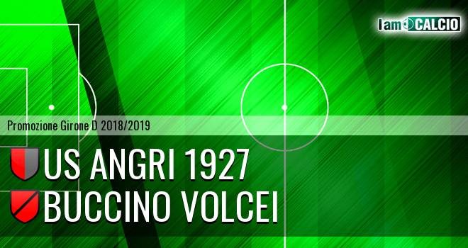 Us Angri 1927 - Buccino Volcei