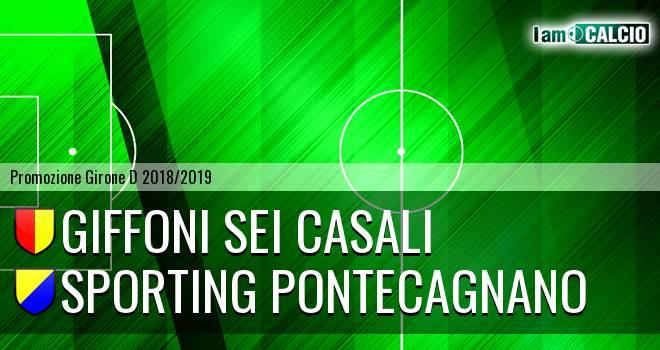 Giffoni Sei Casali - Sporting Pontecagnano
