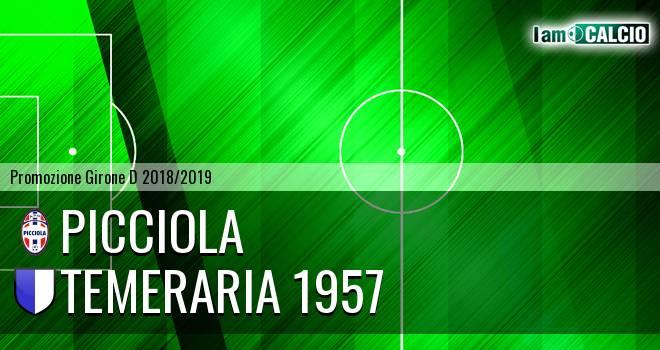 FC Sarnese - Temeraria 1957