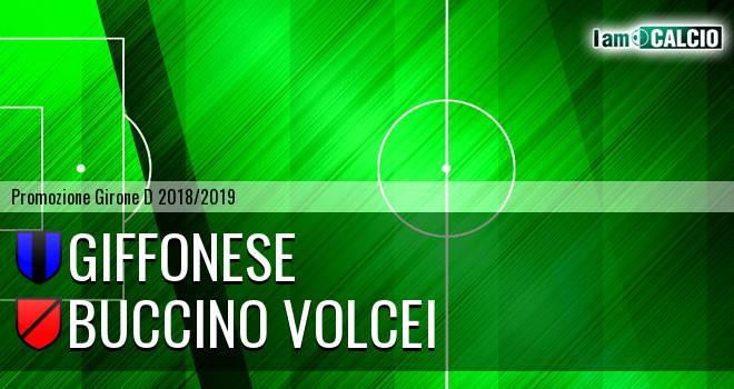 Giffonese - Buccino Volcei