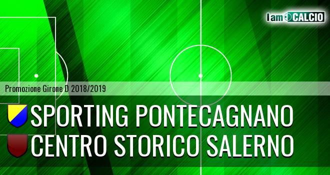 Sporting Pontecagnano - Centro Storico Salerno