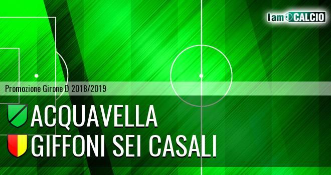 Acquavella - Giffoni Sei Casali