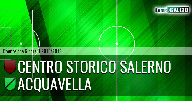 Centro Storico Salerno - Acquavella