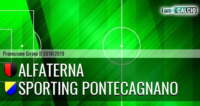 Alfaterna - Sporting Pontecagnano