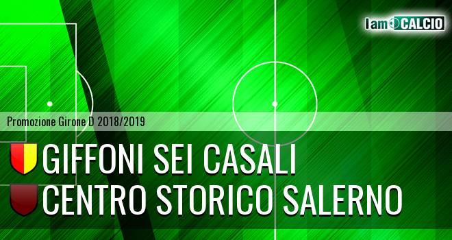 Giffoni Sei Casali - Centro Storico Salerno