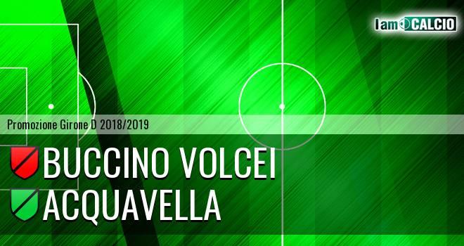 Buccino Volcei - Acquavella