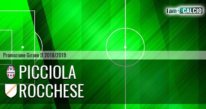 FC Sarnese - Rocchese