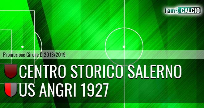 Centro Storico Salerno - Us Angri 1927