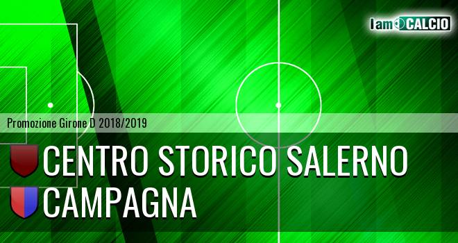 Centro Storico Salerno - Campagna