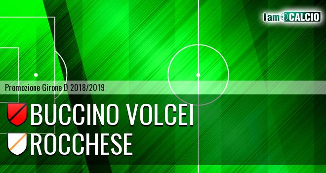 Buccino Volcei - Rocchese