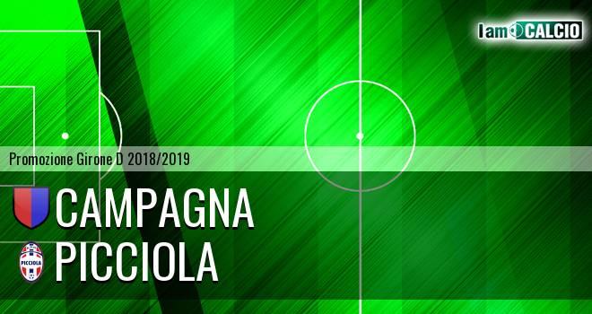Campagna - FC Sarnese
