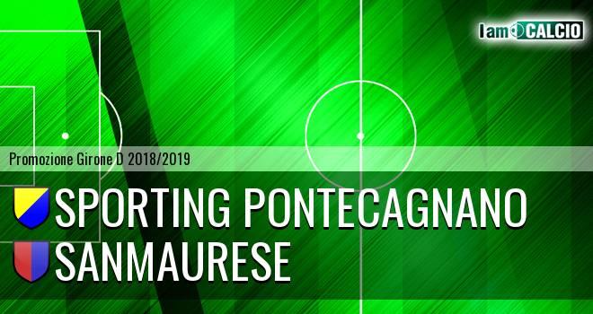 Sporting Pontecagnano - Sanmaurese
