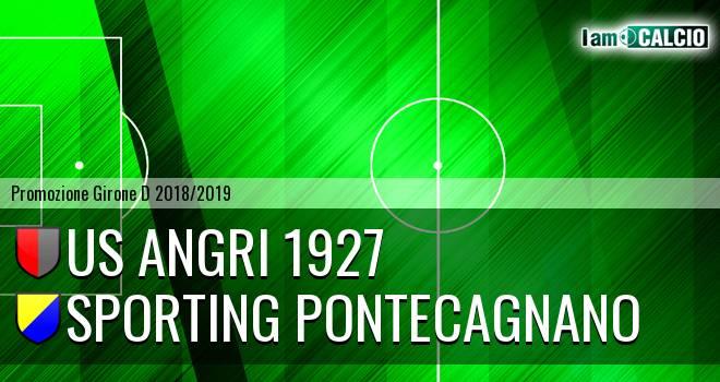 Us Angri 1927 - Sporting Pontecagnano