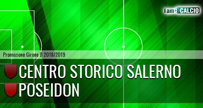 Centro Storico Salerno - Poseidon Licinella