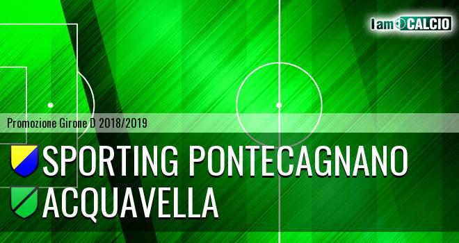 Sporting Pontecagnano - Acquavella