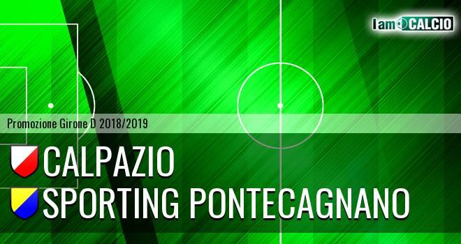 Calpazio - Sporting Pontecagnano