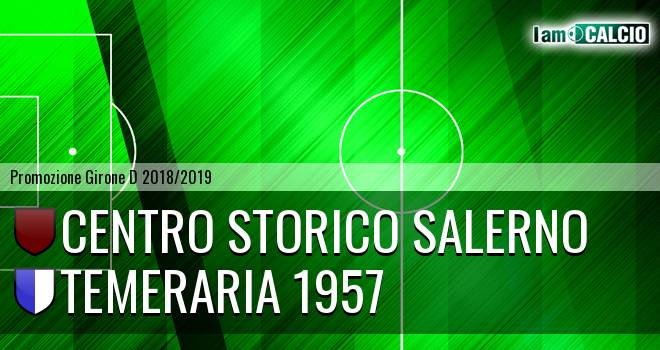 Centro Storico Salerno - Temeraria 1957
