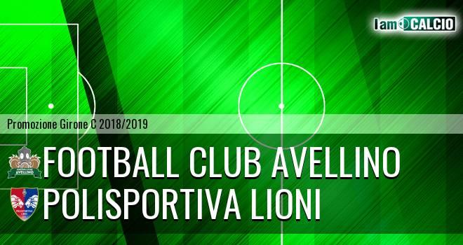 Football Club Avellino - Polisportiva Lioni