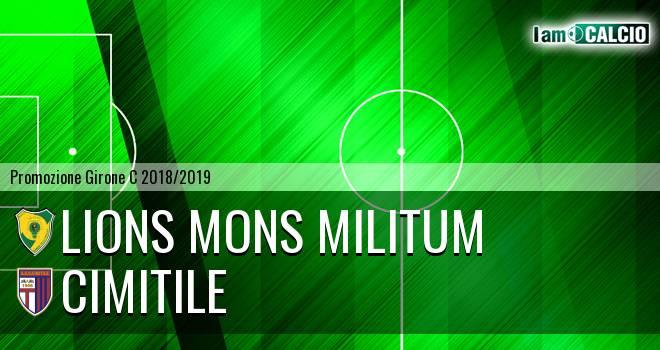 Lions Mons Militum - Cimitile